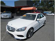2016 Mercedes-Benz E-Class E 350 Sedan 4D