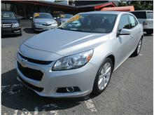 2016 Chevrolet Malibu Limited CERTIFIED PRE-OWNED
