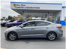 2018 Hyundai Elantra Limited Sedan 4D