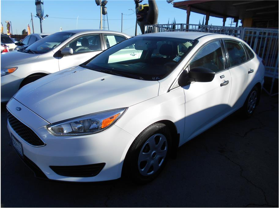 2016 Ford Focus S Sedan 4D