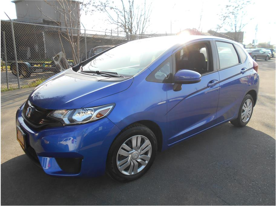 2015 Honda Fit LX Hatchback 4D