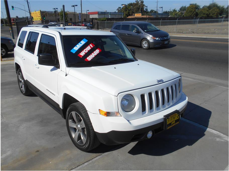 2016 Jeep Patriot High Altitude Edition Sport Utility 4D