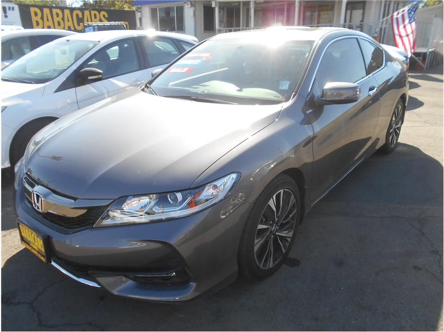 2016 Honda Accord EX Coupe 2D