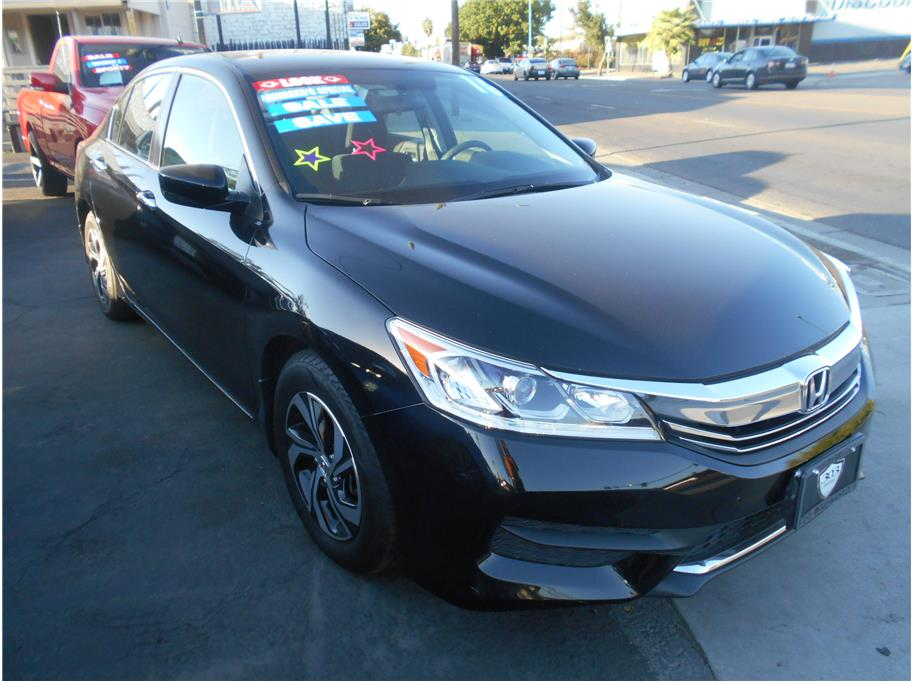 2016 Honda Accord LX Sedan 4D