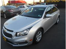 2016 Chevrolet Cruze Limited 1LT Sedan 4D