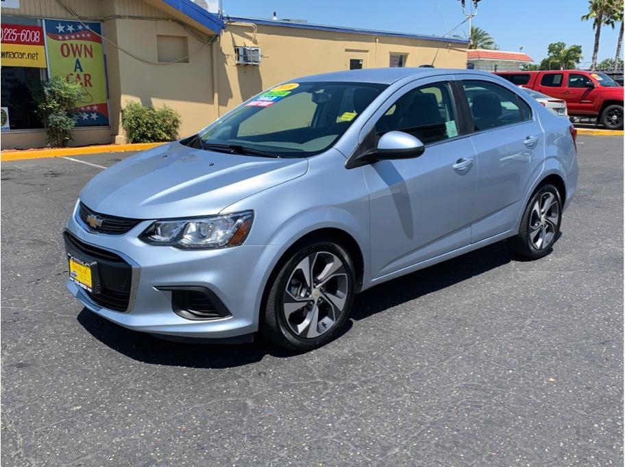2018 Chevrolet Sonic Premier Sedan 4D