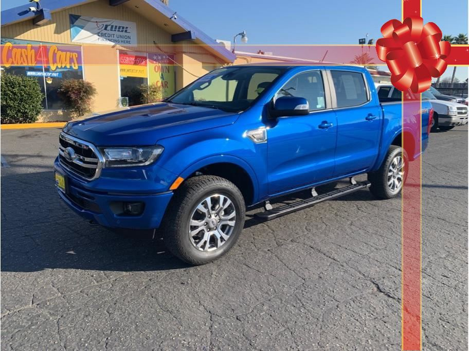 2019 Ford Ranger SuperCrew Lariat Pickup 4D 5 ft