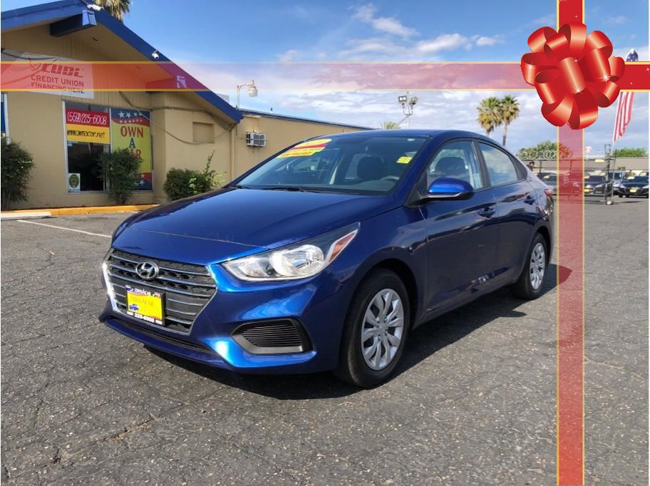2019 Hyundai Accent SE Sedan 4D