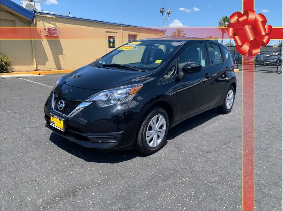2019 Nissan Versa Note SV Hatchback 4D