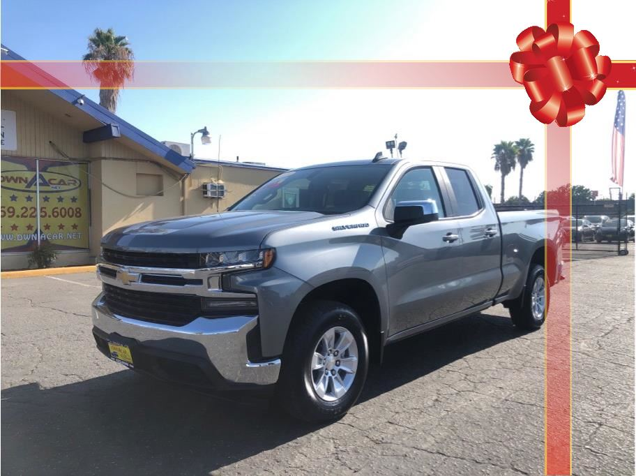 2019 Chevrolet Silverado 1500 Double Cab LT Pickup 4D 6 1/2 ft
