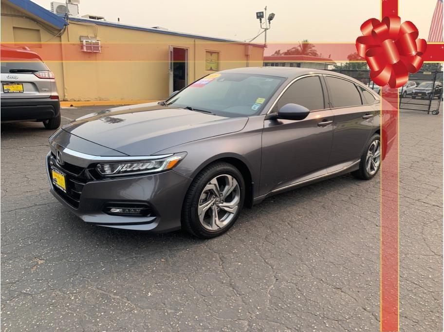 2018 Honda Accord EX Sedan 4D