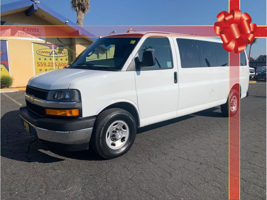 2018 Chevrolet Express 3500 Passenger