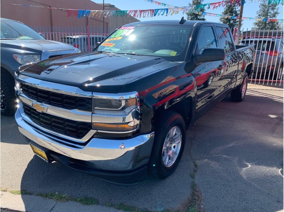 2018 Chevrolet Silverado 1500 Crew Cab