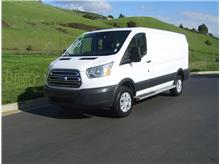 2016 Ford Transit 250 Van Low Roof w/60/40 Side Door w/RWB Van 3D