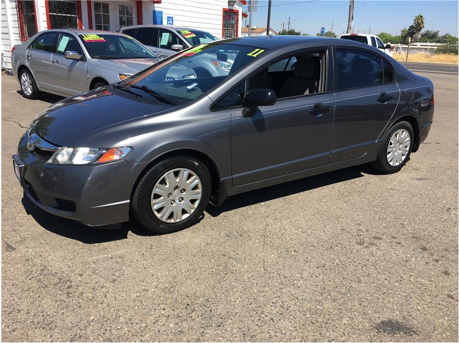 2011 Honda Civic VP Sedan 4D