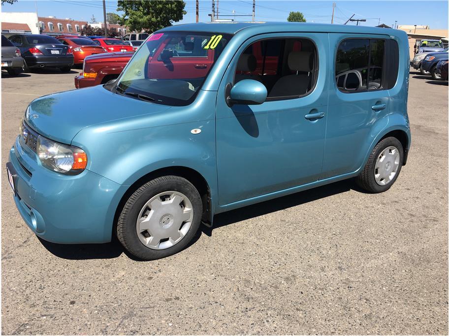 2010 Nissan cube S Wagon 4D
