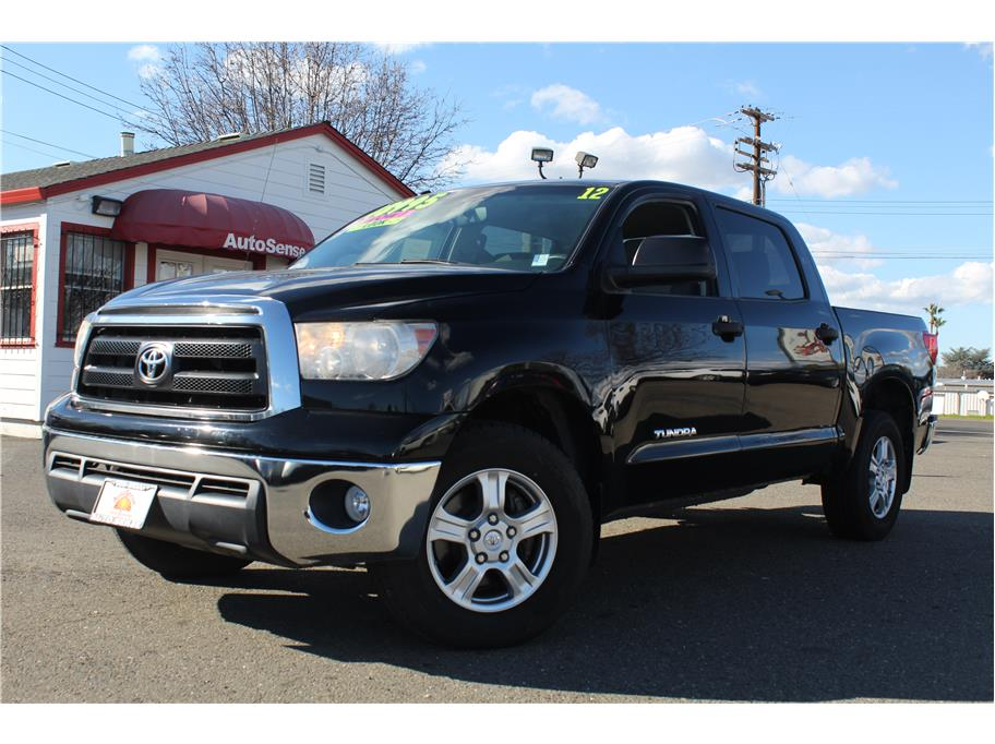 2012 Toyota Tundra CrewMax Pickup 4D 5 1/2 ft