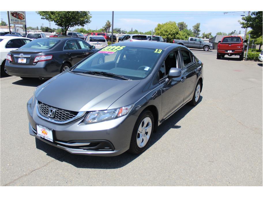 2013 Honda Civic LX Sedan 4D