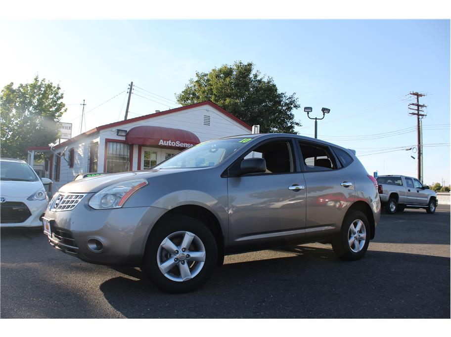 2010 Nissan Rogue S Krom Edition Sport Utility 4D