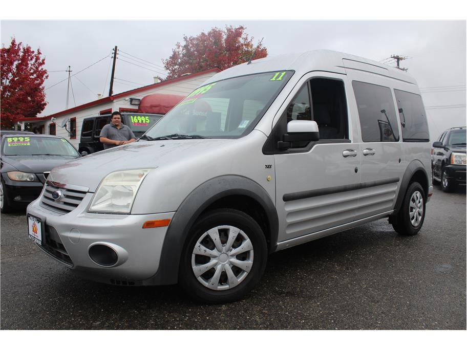 2011 Ford Transit Connect Passenger XLT Premium Van 4D