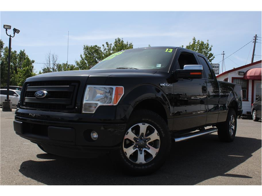 2013 Ford F150 Super Cab STX Pickup 4D 6 1/2 ft