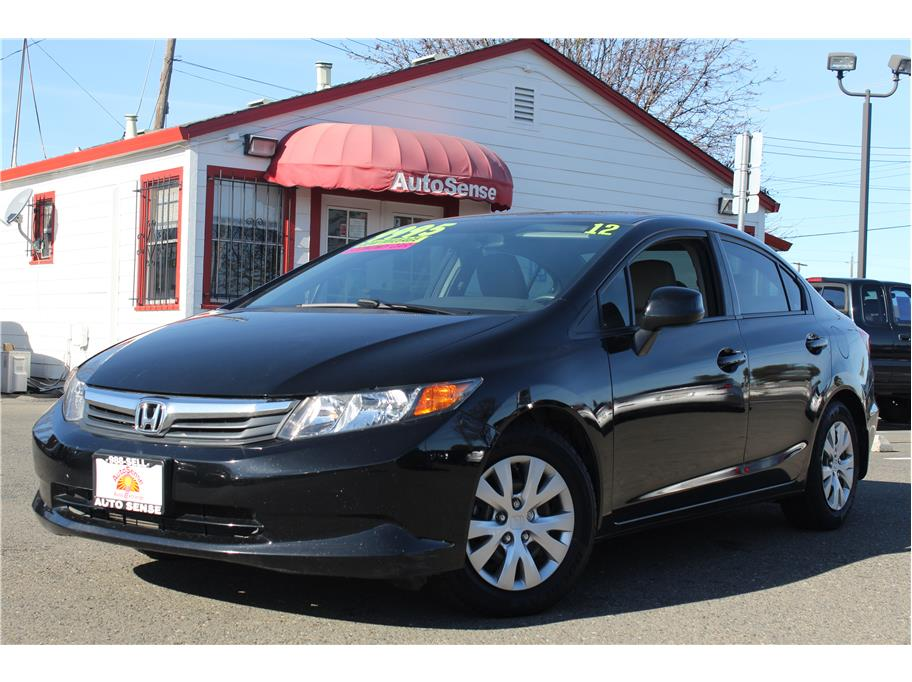 2012 Honda Civic LX Sedan 4D