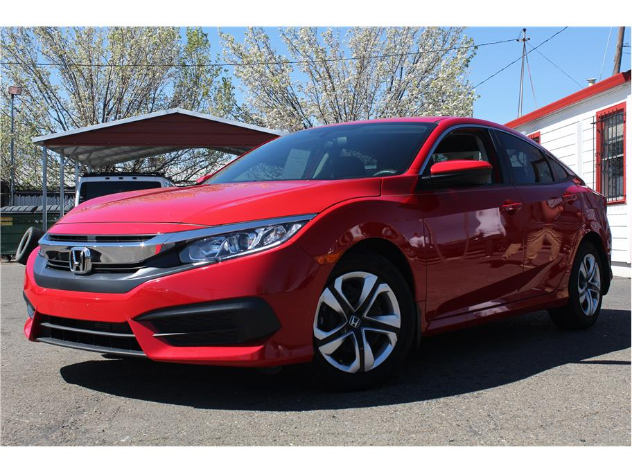 2018 Honda Civic LX Sedan 4D