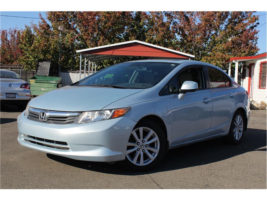 2012 Honda Civic EX-L Sedan 4D