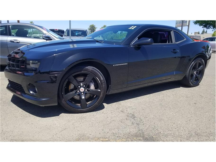 2011 Chevrolet Camaro SS Coupe 2D