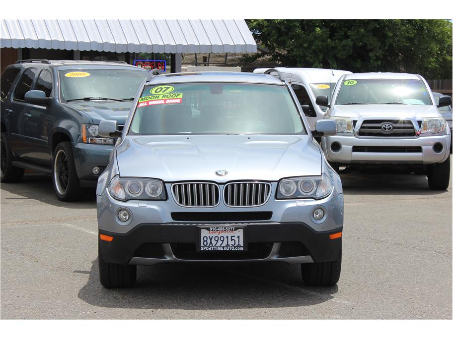 2007 BMW X3 3.0si Sport Utility 4D