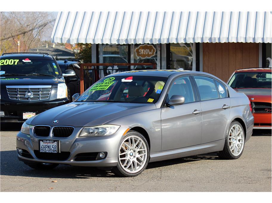 2009 BMW 3 Series 328i Sedan 4D