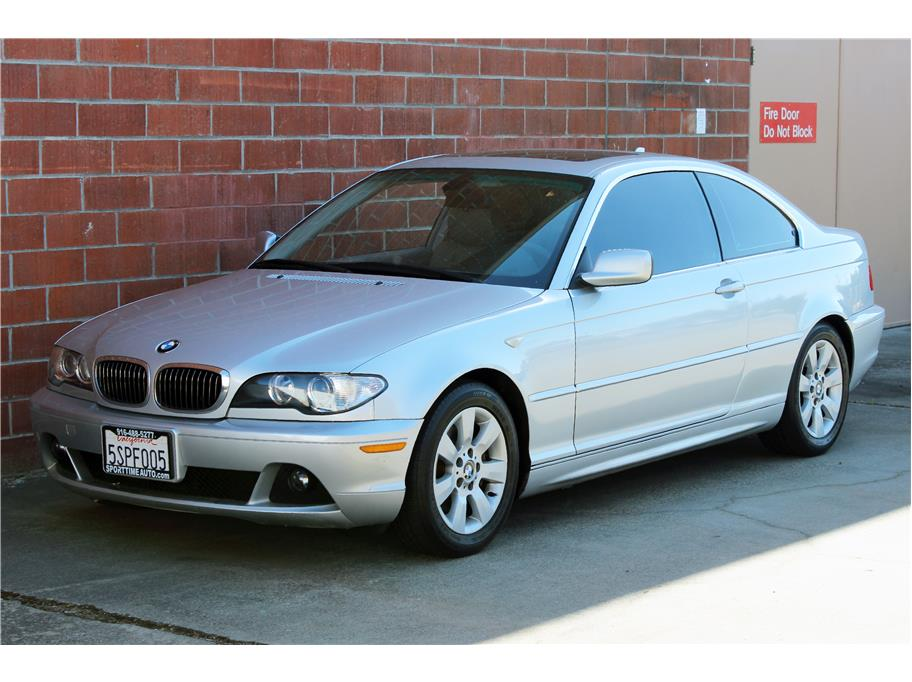 2006 BMW 3 Series 325Ci Coupe 2D