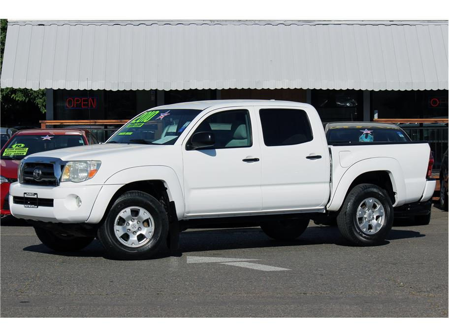 2010 Toyota Tacoma Double Cab Pickup 4D 5 ft