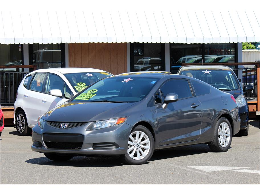 2012 Honda Civic EX Coupe 2D