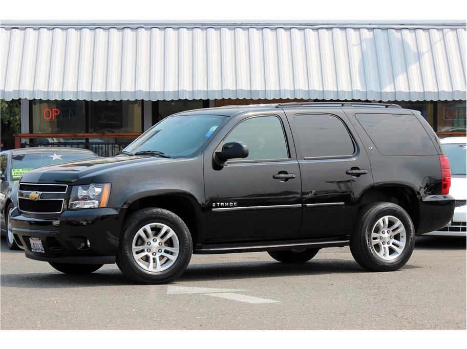 2008 Chevrolet Tahoe LT Sport Utility 4D