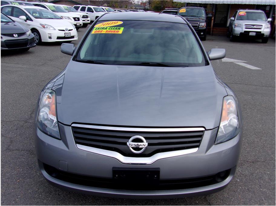2009 Nissan Altima 2.5 S Sedan 4D