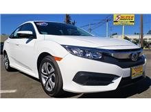 2017 Honda Civic LX Sedan 4D