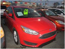2015 Ford Focus SE Sedan 4D