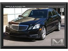 2012 Mercedes-Benz E-Class E 350 Sedan 4D