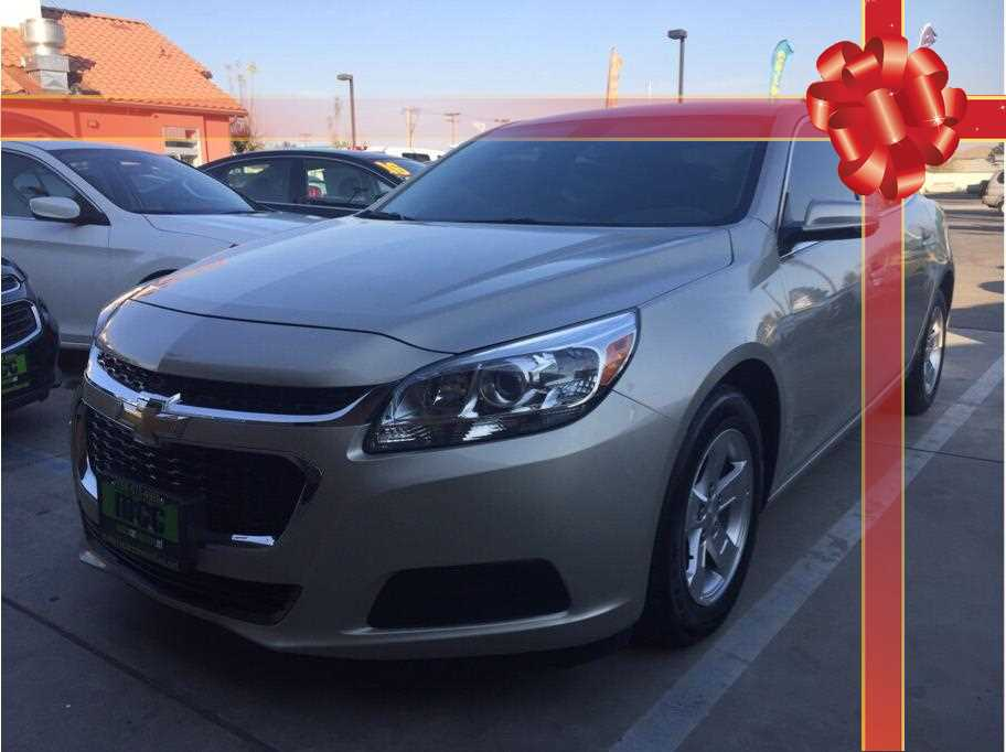 2016 Chevrolet Malibu Limited LT Sedan 4D