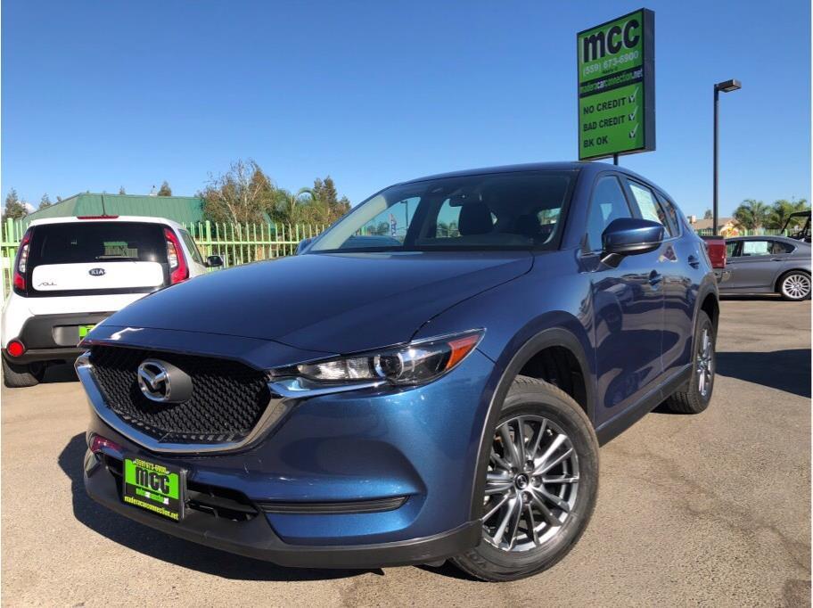 2017 Mazda CX-5 Sport SUV 4D