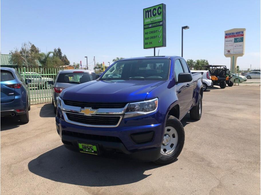 2017 Chevrolet Colorado Extended Cab Work Truck Pickup 2D 6 ft