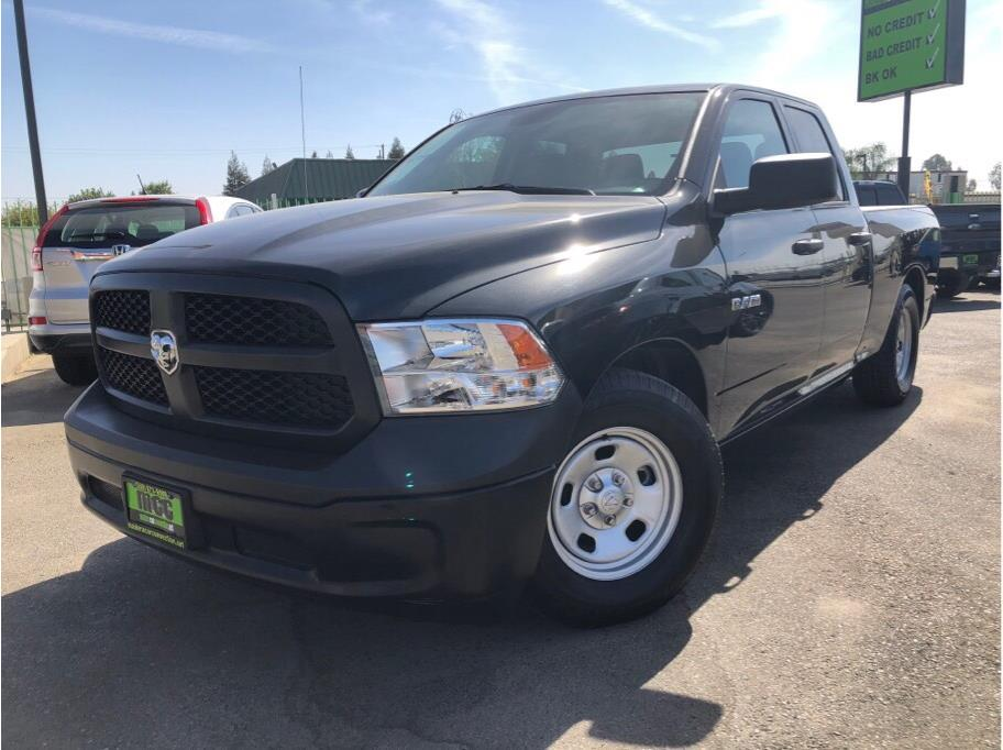 2017 Ram 1500 Quad Cab Tradesman Pickup 4D 6 1/3 ft