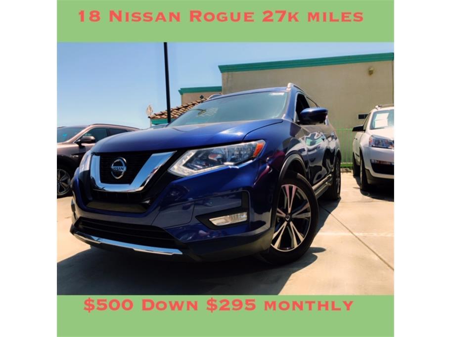 2018 Nissan Rogue SL Sport Utility 4D