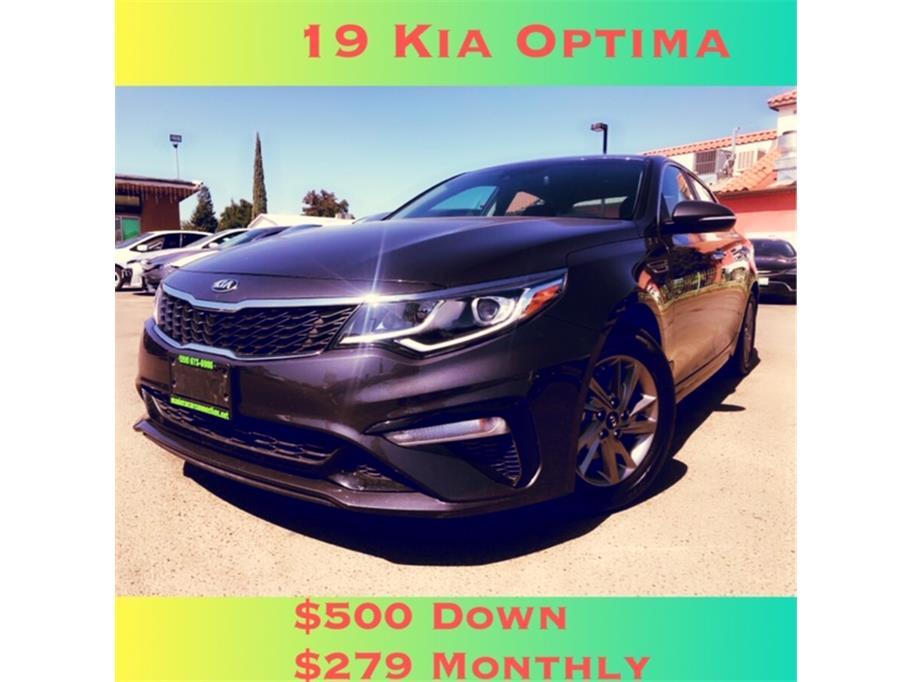 2019 Kia Optima LX Sedan 4D