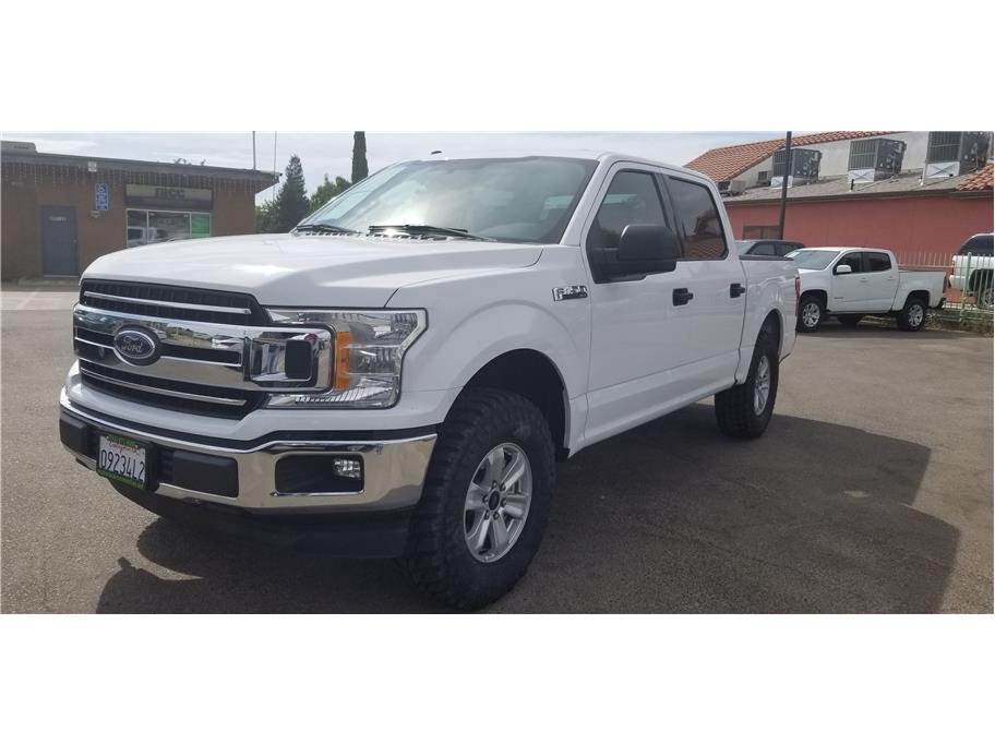 2018 Ford F150 SuperCrew Cab from Madera Car Connection