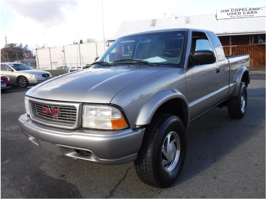 2000 GMC Sonoma Extended Cab