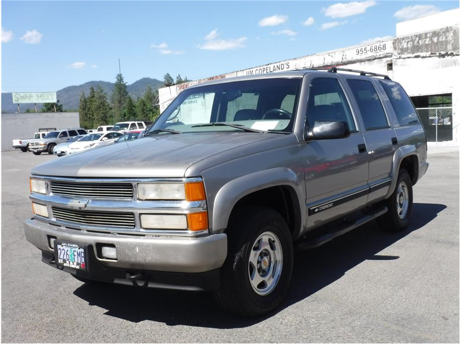 2000 Chevrolet Tahoe From Jim Copelands Used Cars