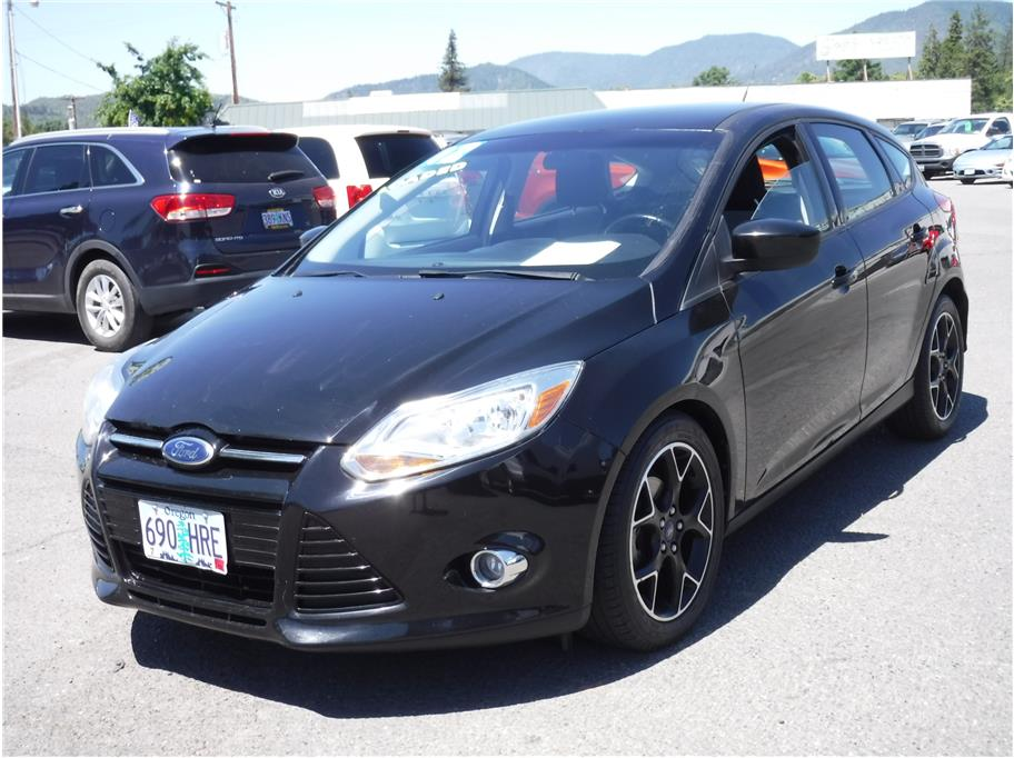 2012 Ford Focus from Jim Copelands Used Cars