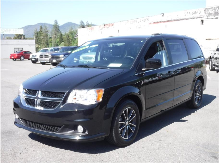 2017 Dodge Grand Caravan Passenger